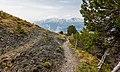 Bergtocht van Arosa via Scheideggseeli (2080 meter) en Ochsenalp (1941 meter) naar Tschiertschen 010.jpg