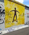 Berlin, East Side Gallery 2014-07 (Christine Fuchs - How's God - She's Black).jpg