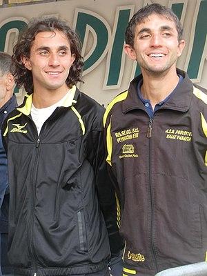 Bernard Dematteis - Dematteis twins in 2014.