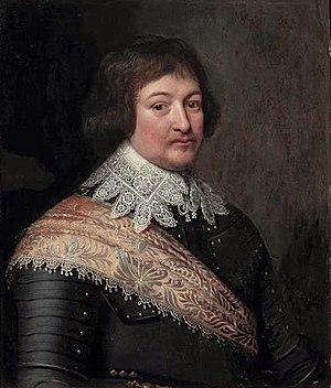 Bernard of Saxe-Weimar - Image: Bernard van Saksen Weimar (1604 1639), by Michiel van Mierevelt