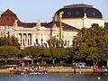 Bernhardtheater & Opernhaus - Utoquai - Zürichsee - Bürkliplatz 2012-08-08 19-39-33 (WB850F).JPG