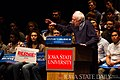 Bernie Sanders at Iowa State University, January 25, 2016 (24584969636).jpg