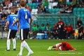 Betinho laying on the pitch.jpg