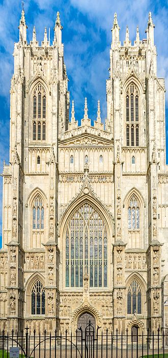 Beverley Minster - The West Towers