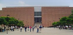Biblioteca Central, Universidad EAFIT.