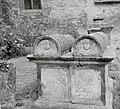 Bibury St. Mary's - Tombstones - geograph.org.uk - 365480.jpg
