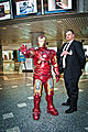 Big Wow 2013 - Iron Man & Happy Hogan (8845876410).jpg