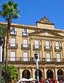 Bilbao - Plaza Barria, Edificio de Euskaltzaindia 1.jpg