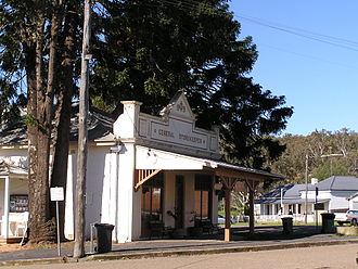 Binalong - Image: Binalong NSW Store
