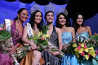 Binibining Pilipinas 2008