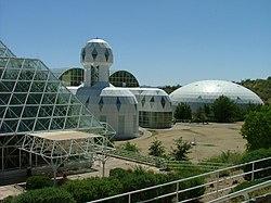 Biosphere 2 Habitat & Lung 2009-05-10.jpg