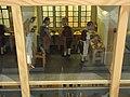 Birmingham History Galleries - Birmingham its people, its history - A Stranger's Guide to 18th Century Birmingham - model workshop - to make a gun barrel (8162460279).jpg