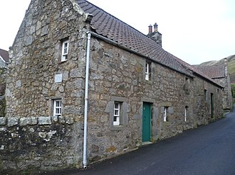 Michael Bruce (poet) - Birthplace and home of Michael Bruce