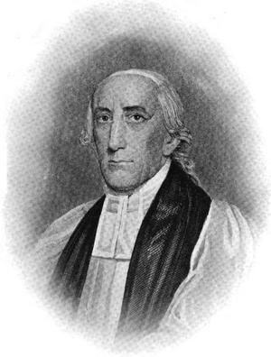 Benjamin Moore (bishop) - Image: Bishop Benj Moore