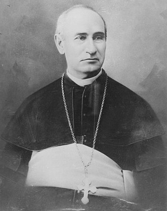 Dominic Manucy - Image: Bishop Dominic Manucy