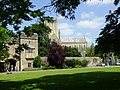 Bishops Palace, Wells, Somerset. - panoramio.jpg