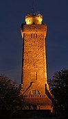 Bismarck tower Glauchau - night view (aka).jpg