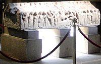Blanca of Navarre and Castile tomb.JPG