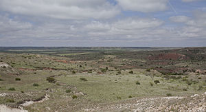 Blanco Canyon - Image: Blanco Canyon Crosby County Texas 2015
