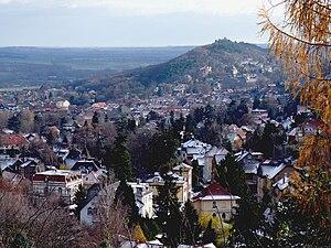 Blankenburg (Harz) - Image: Blankenburg wr
