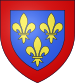 Coat of arms of Anjou