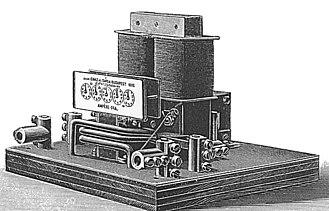 Ottó Bláthy - Bláthy's Wattmeter (1889)