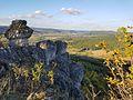 Blick vom Walberla (Ehrenbürg) in Richtung fränkische Schweiz.jpg