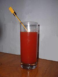 Рецепт коктейля Кровавая Мэри