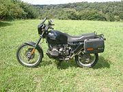 1989 BMW R 80 GS