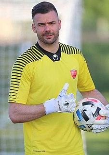 Božidar Radošević Croatianfootballer
