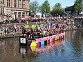 Boat 11 Bingham Cup Amsterdam 2018, Canal Parade Amsterdam 2017 foto 1.JPG