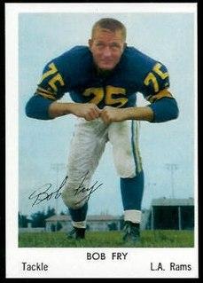 Bob Fry American football player