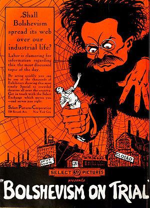Bolshevism on Trial - Image: Bolshevism on Trial