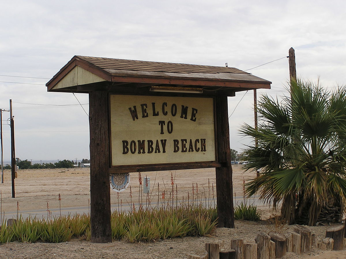 Bombay Beach Ca Population