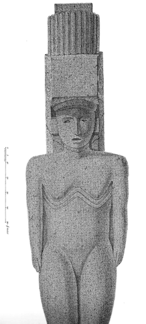 Book Nicaraguan Antiquities scan page 65 (b&w)