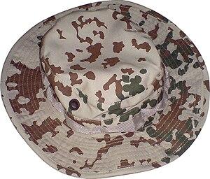 Boonie hat - Boonie hat in Tropentarn