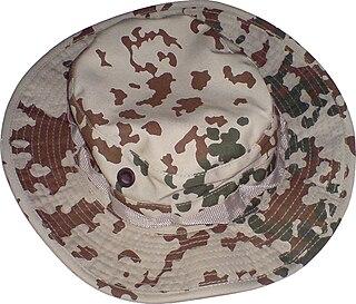 Boonie hat Wide-brimmed hat