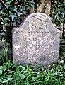 Boundary Stone, Longwood - Elland - geograph.org.uk - 247041.jpg