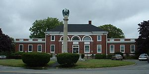 Bourne, Massachusetts - Bourne Town Hall