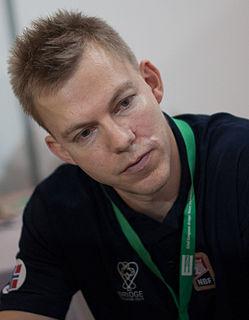 Boye Brogeland Norwegian professional bridge player