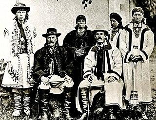 Boykos ethnic group