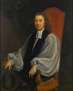 Richard Willis (bishop) - Richard Willis by Michael Dahl