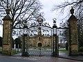 Bradford - Lister Park gates. - geograph.org.uk - 642203.jpg