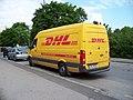 Braník, dodávka DHL.jpg