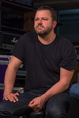 Brandon Barnes - Brandon Barnes, drummer for Rise Against