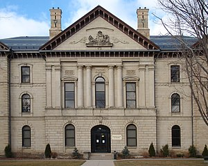 Brantford - Brant County Courthouse in Brantford