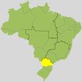 Brasil Parana maploc.png
