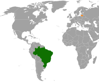 Brazil–Lithuania relations Diplomatic relations between the Federative Republic of Brazil and the Republic of Lithuania
