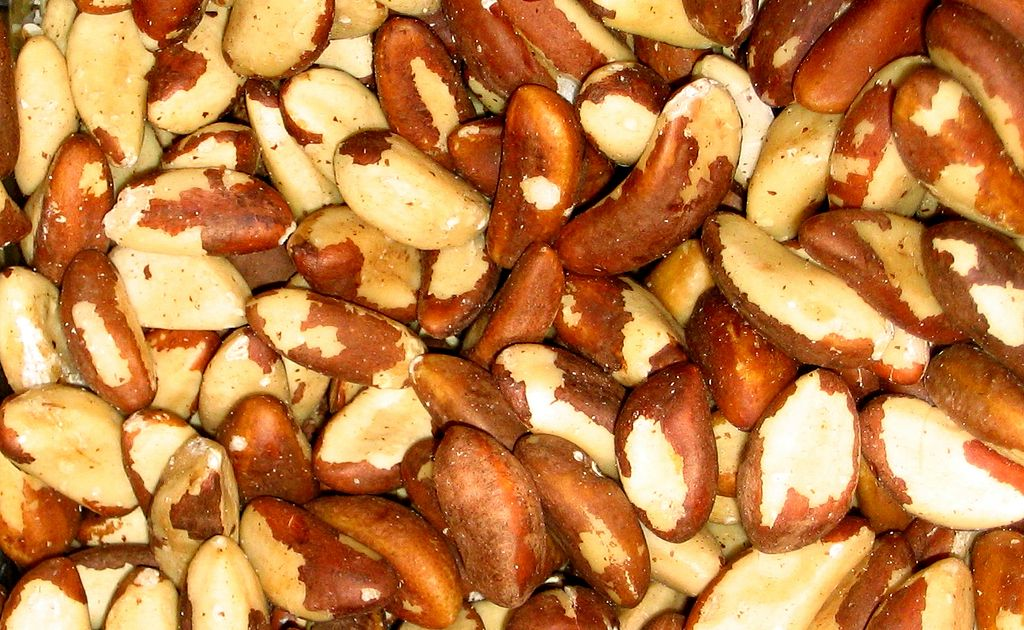 Brazil nuts to prevent skin cancer