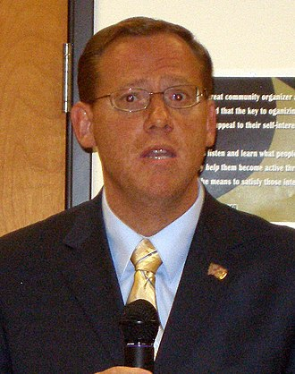 New Mexico State Auditor - Image: Brian Colón Santa Fe 2009 (cropped)